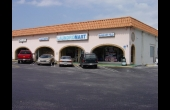 Laundry for sale in St. Petersburg, Florida.- Exterior