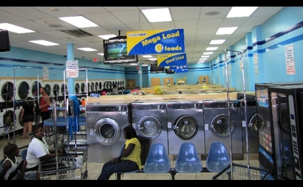 North miami coin laundry for sale- interior